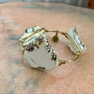 Bourbon and Bowties Wire Bangle